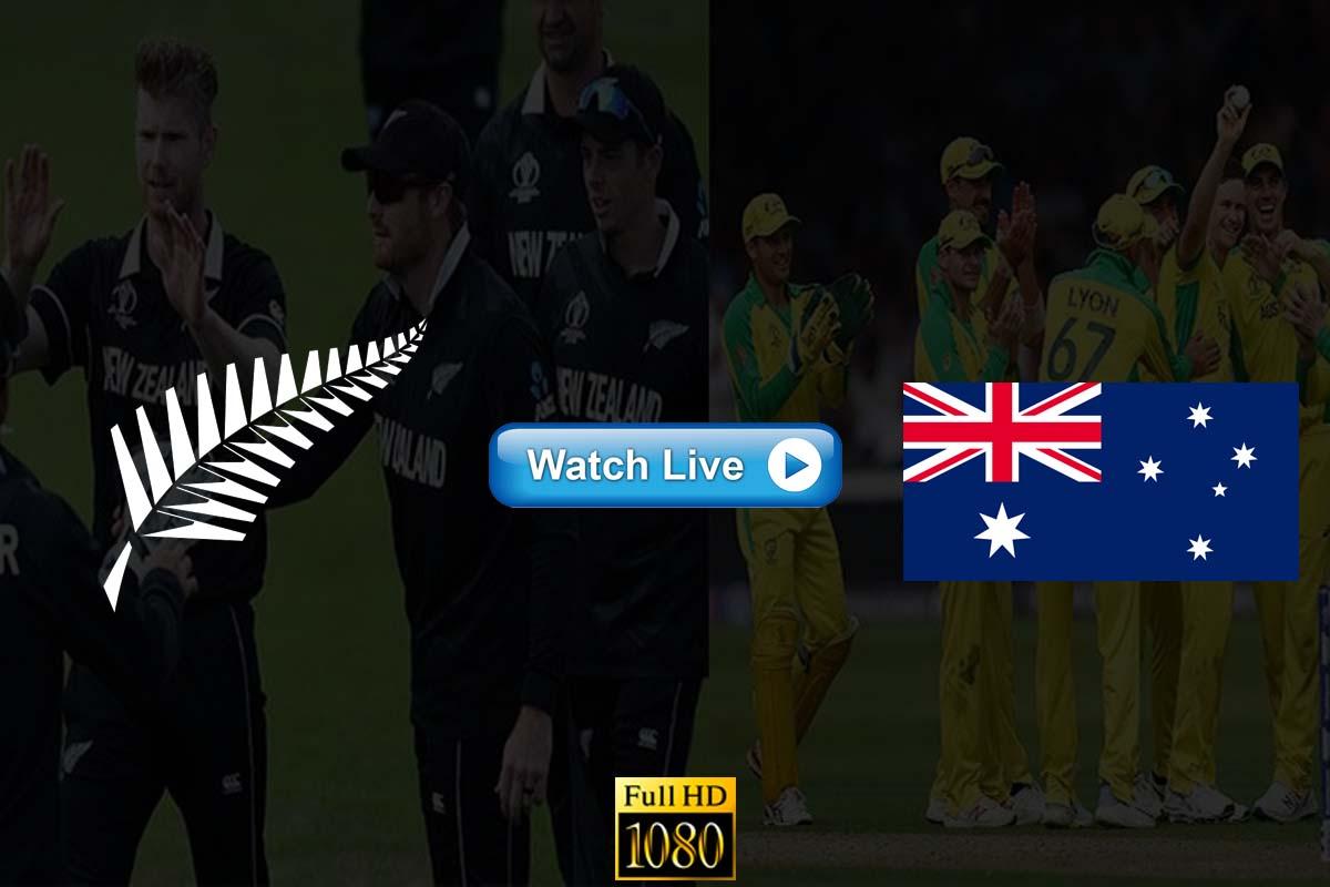 Cricket Crackstreams: Watch New Zealand vs Australia T20 Live Streaming Reddit Online Free 2021