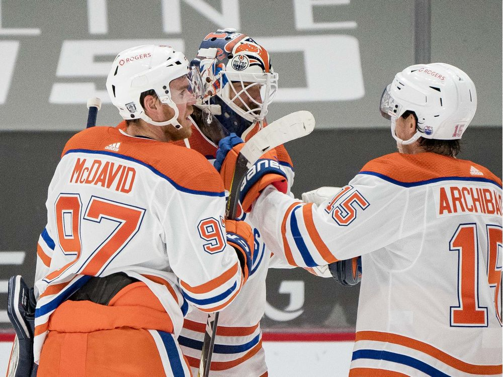 Oilers' Confidence Key To Comeback Victory In Vancouver