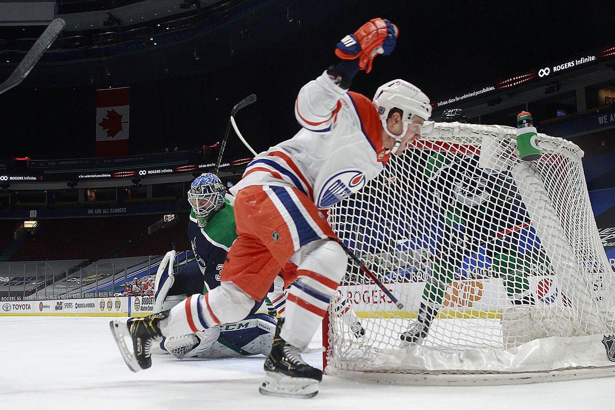 Oilers Depth Steps Up In 6-2 Victory Over Senators