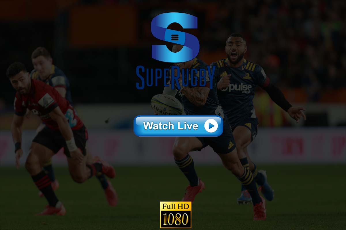 Super Rugby Live Streaming