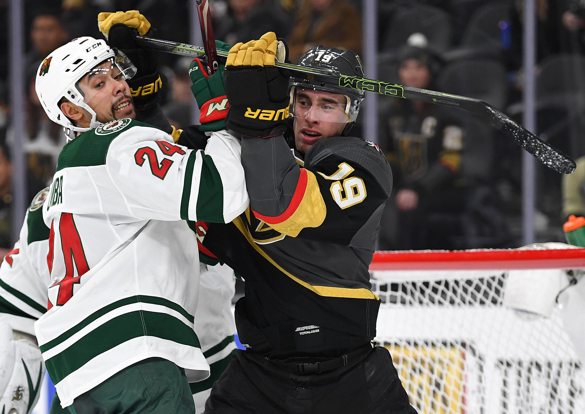 Game Preview: Minnesota Wild vs. Vegas Golden Knights 3/3/21 @ 9:00PM CST at T-Mobile Arena