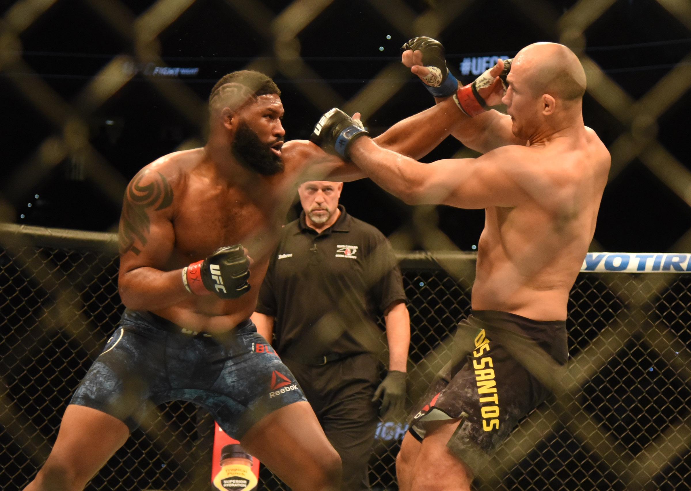 UFC Fight Night: Blaydes vs Lewis Preview