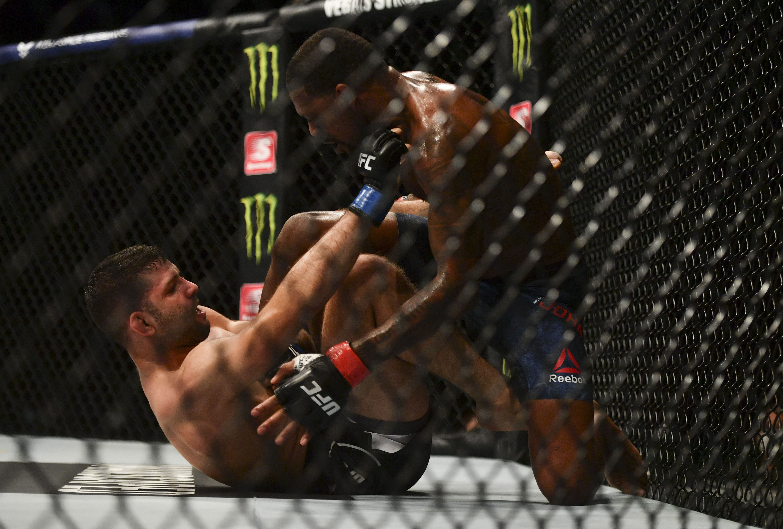 UFC Rozenstruik vs Gane Prelim Breakout Star: Thiago Moises