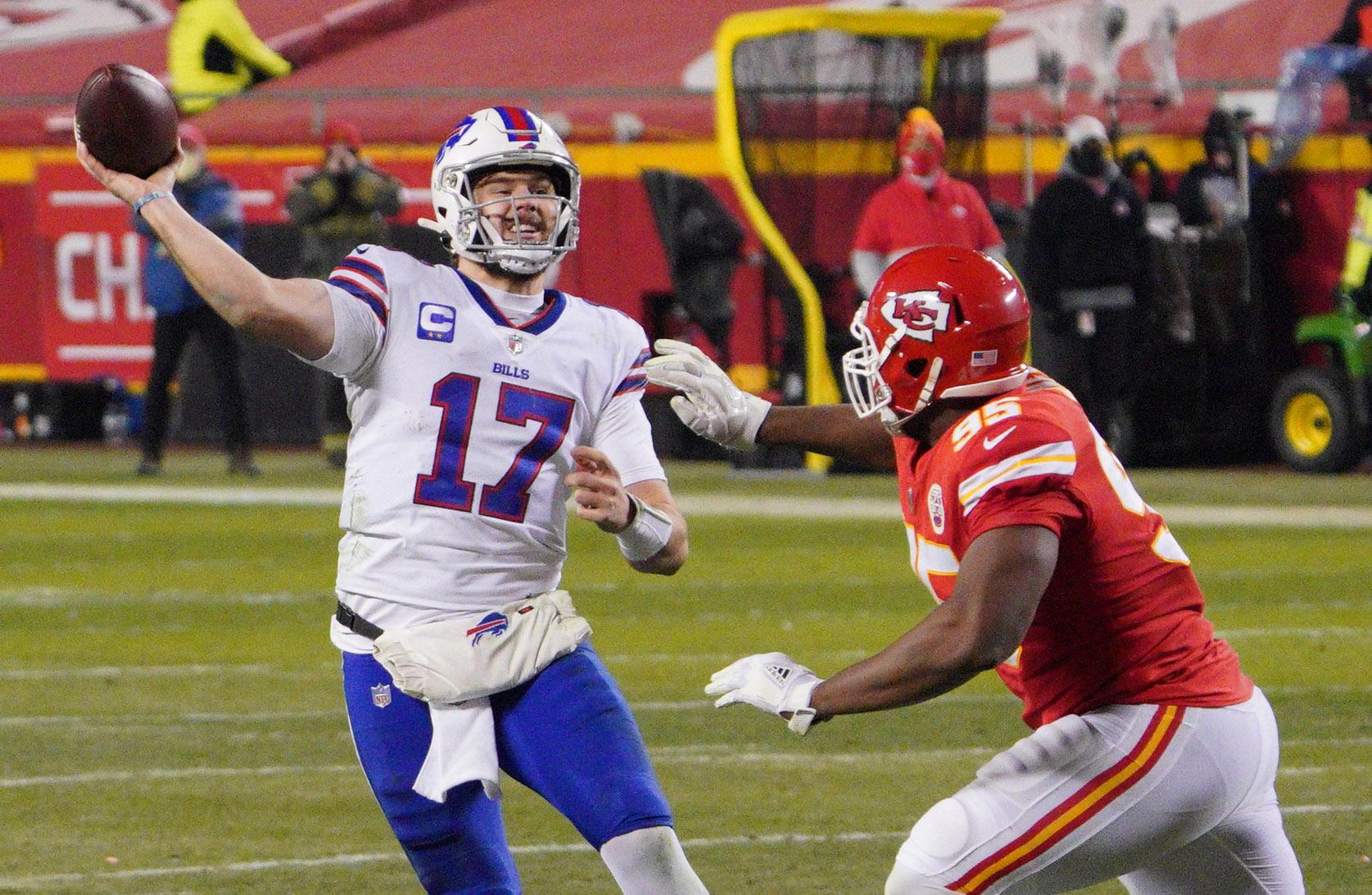 Top five NFL performers from Week 3