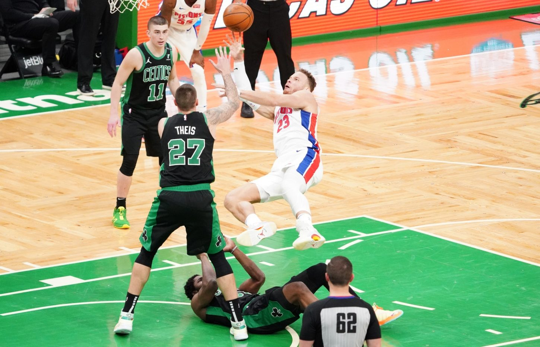 Rapid Recap: Detroit's firepower, physicality sink the Celtics