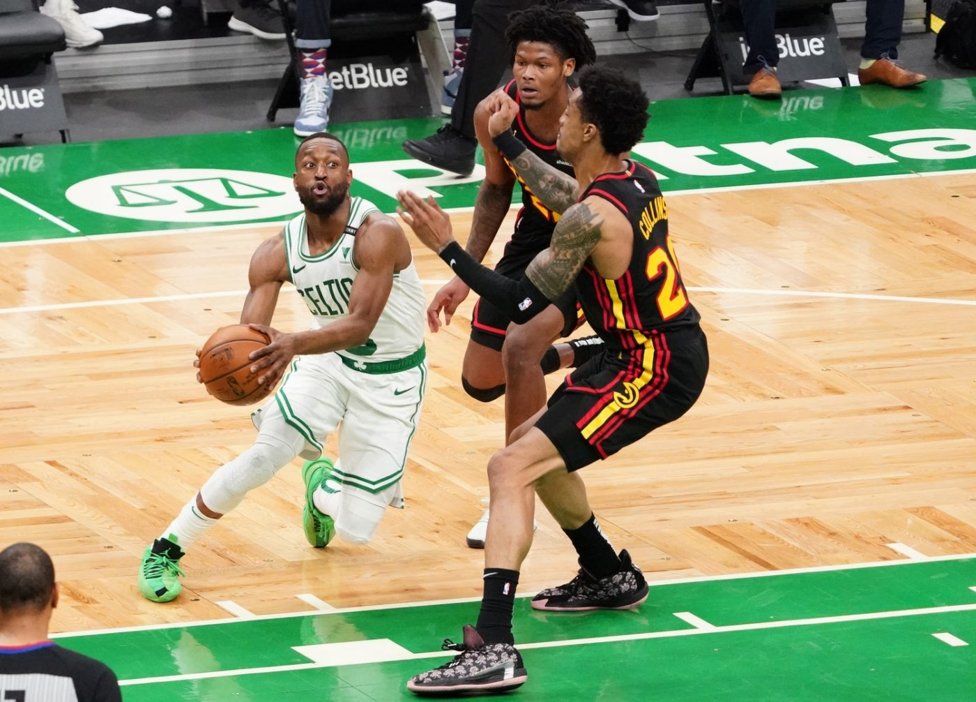 5 rational thoughts about a weird but satisfying Celtics win over Hawks