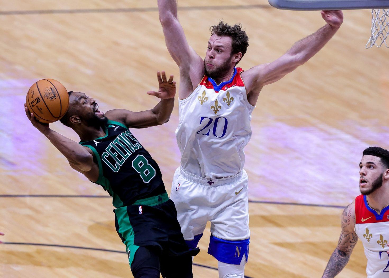 Rapid Recap: Celtics force OT but can't reverse collapse vs Pelicans