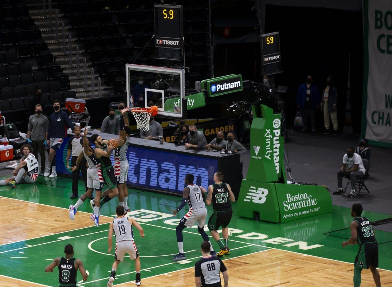 Rapid Recap: Tatum powers Celtics to nail-biting win over Wizards