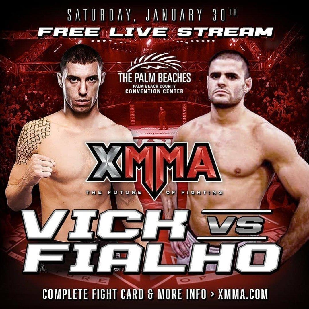 XMMA: Vick vs Fialho Fighter Salaries