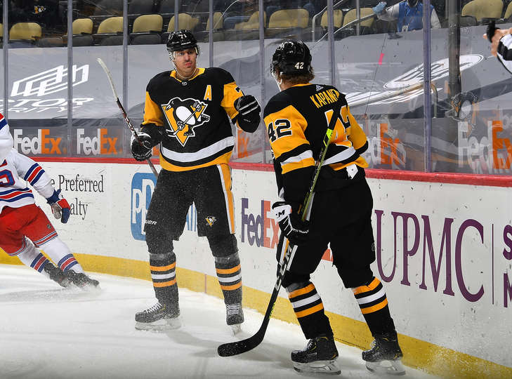 RECAP 24: Prophets and Party Hard; Pens stymie Rangers 5-1