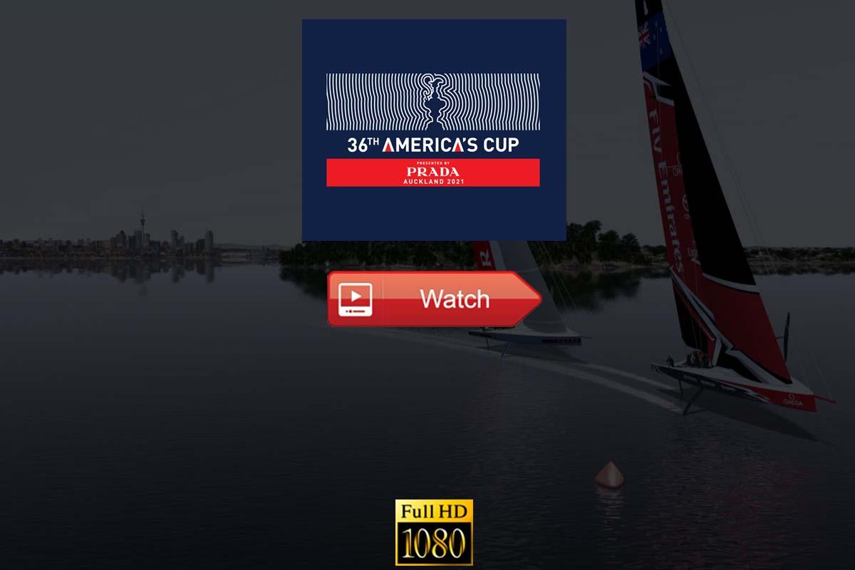 America's Cup live stream