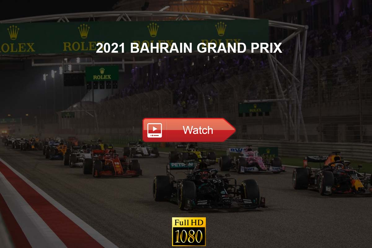 Bahrain Grand Prix Live Stream Reddit