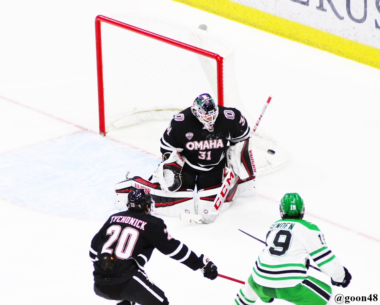 Photo's From UND's Senior Night