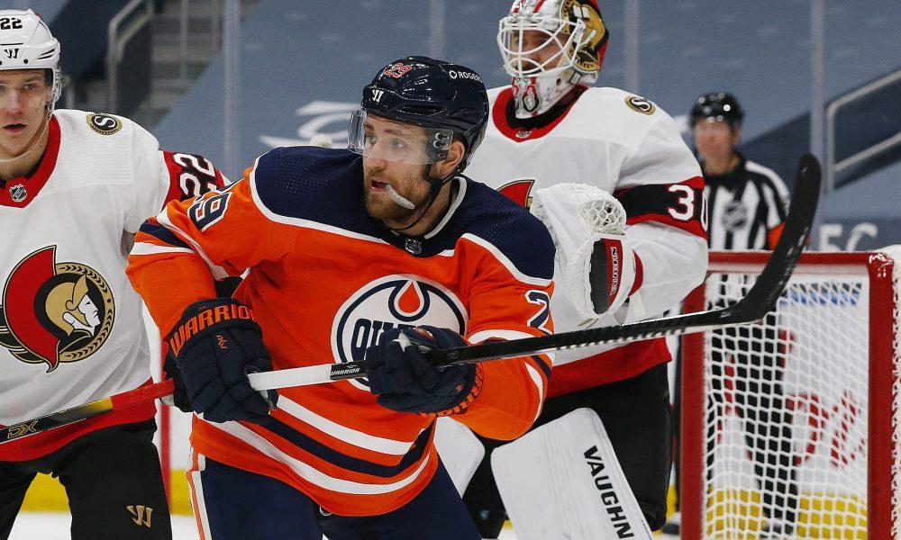 Oilers Gameday: Vs. Senators