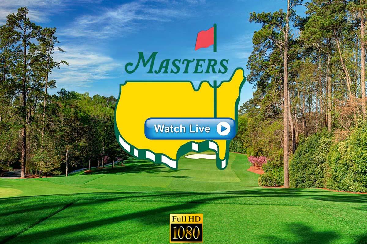 Masters Golf 2021 Reddit Live Stream