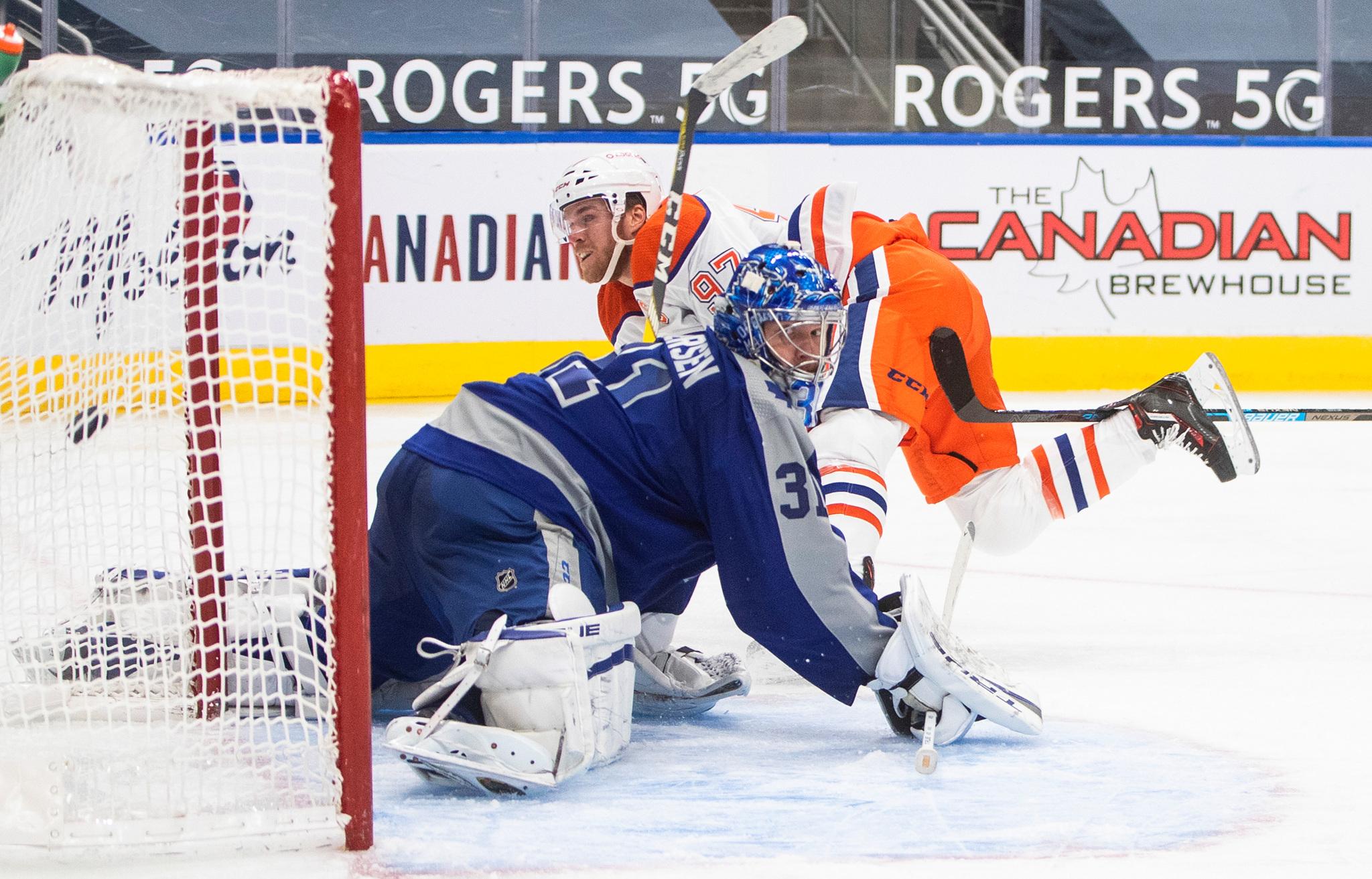 Oilers Gameday: Vs. Toronto