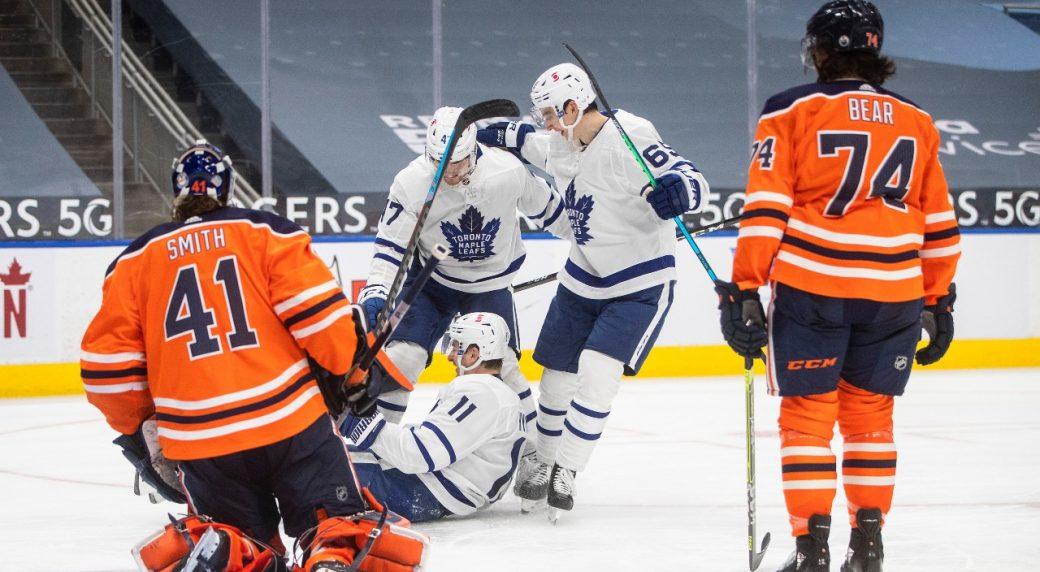 Oilers Gameday vs Toronto: Here We Go Again