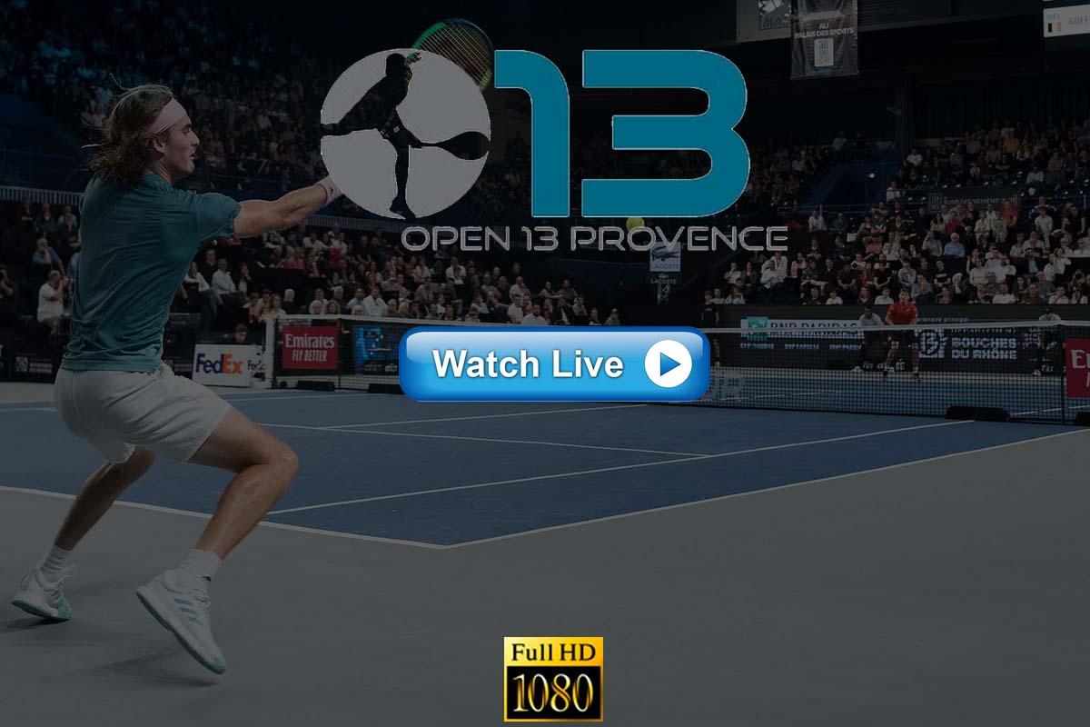 Gameon Watch Open 13 Live Stream Reddit Tennis Online Free HD Channels
