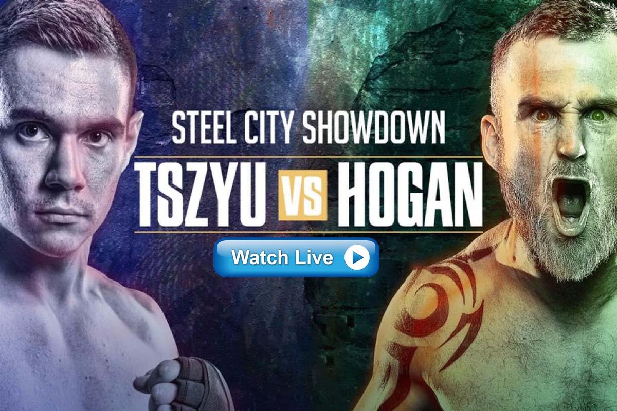 Tszyu vs Hogan Fight Reddit live stream