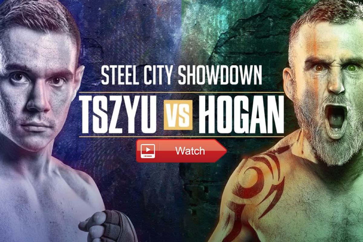 Tszyu vs Hogan Reddit