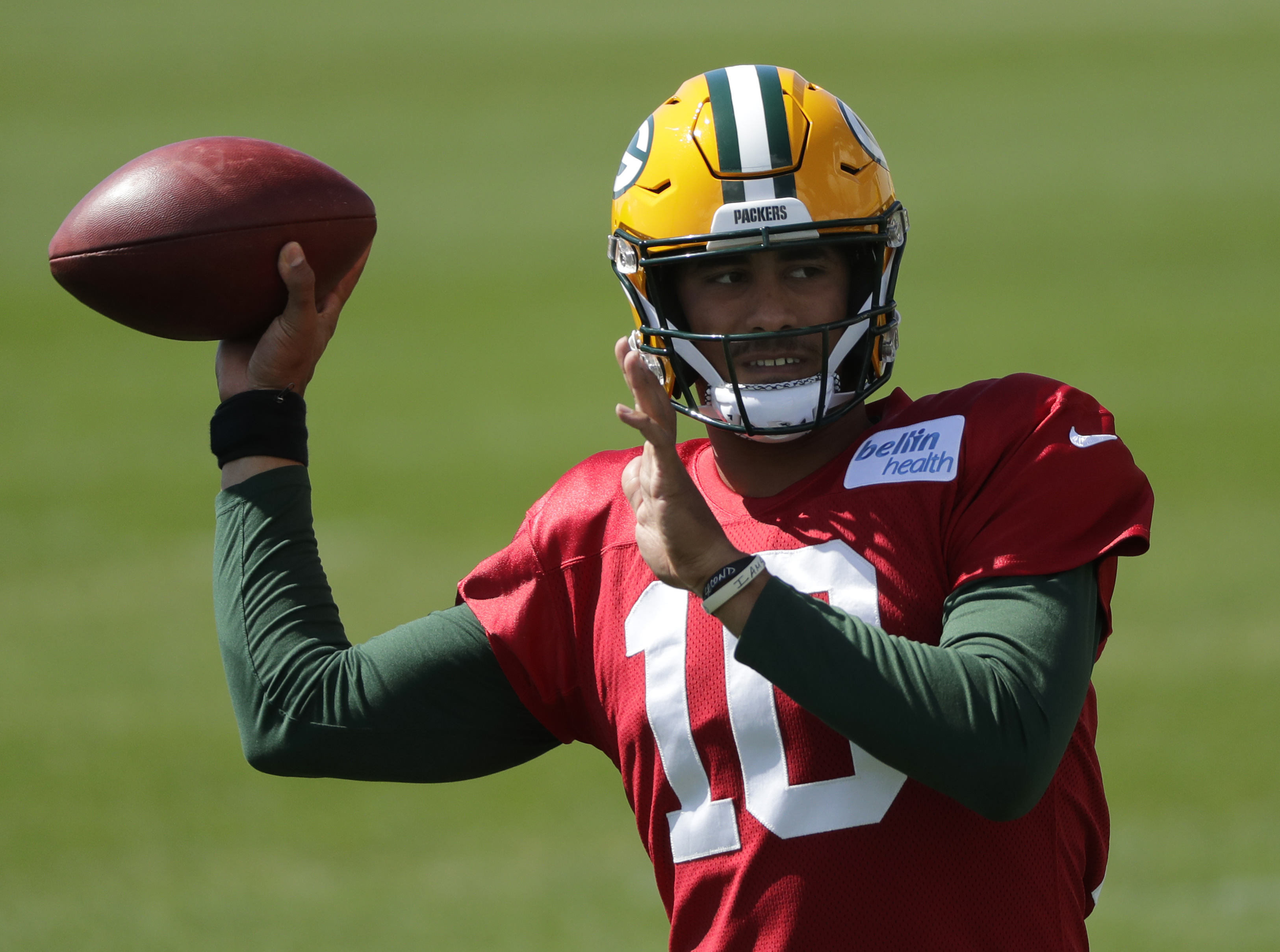 Is Jordan Love Ready To Be Packers' Number Two Quarterback?