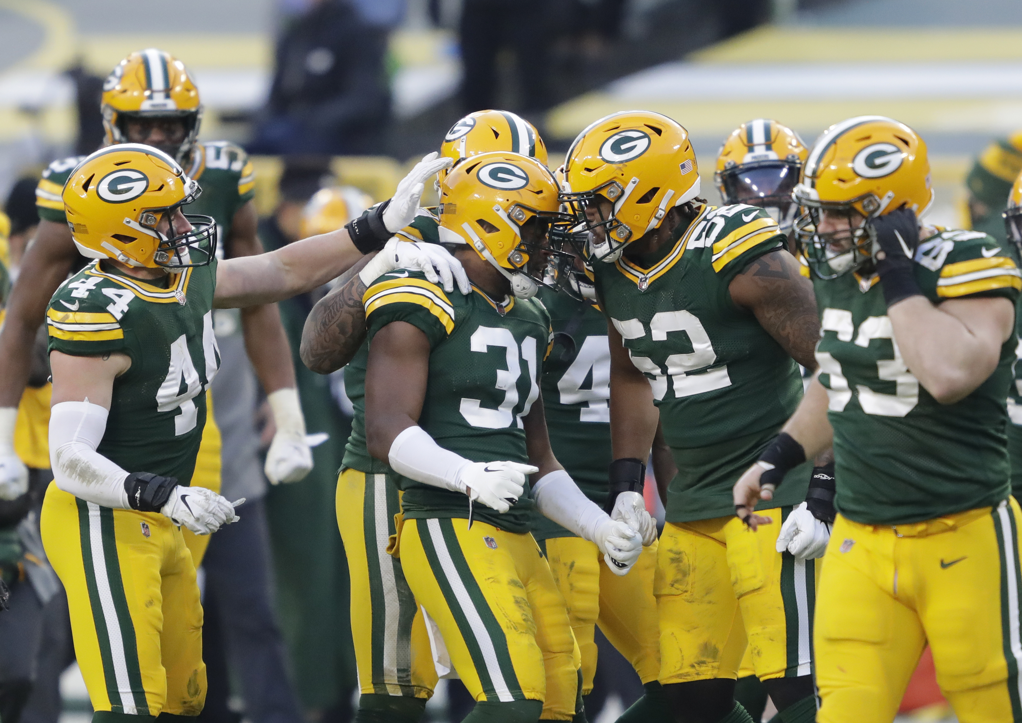 Analyzing the Packers Biggest Priorities Heading Into Free Agency 2021