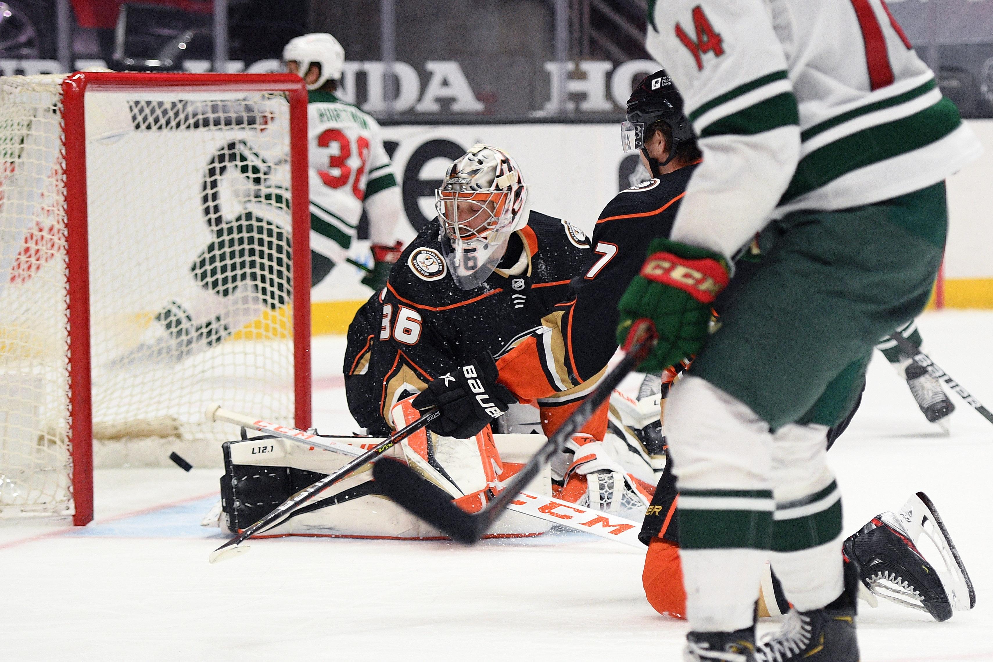 Game Preview: Minnesota Wild vs. Anaheim Ducks 3/22/21 @ 6:30PM CST at Xcel Energy Center