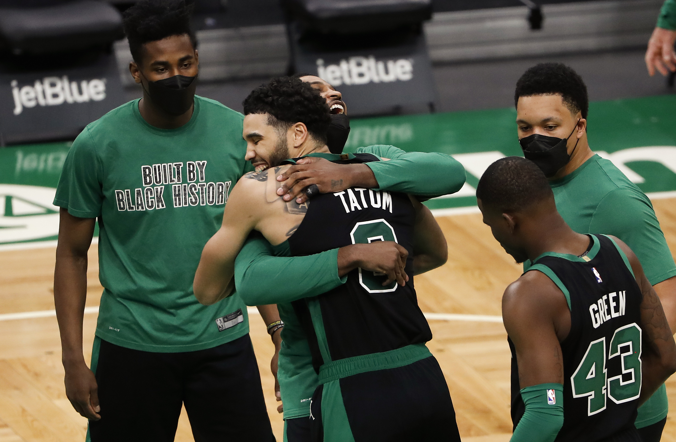 Your Morning Dump... Where the Celtics are trending up and the trade rumors are flying