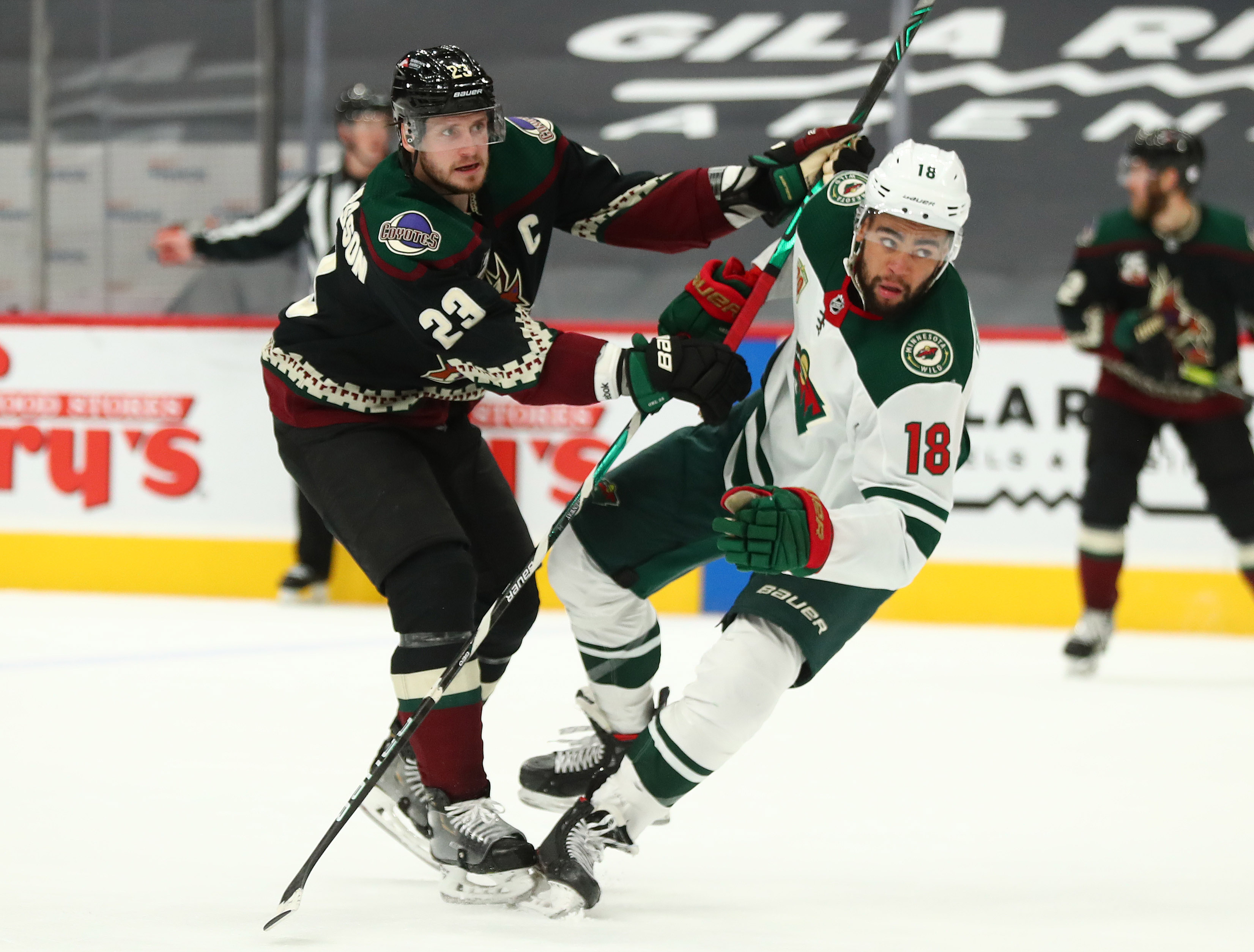Oilers Should Avoid Oliver Ekman-Larsson Trade