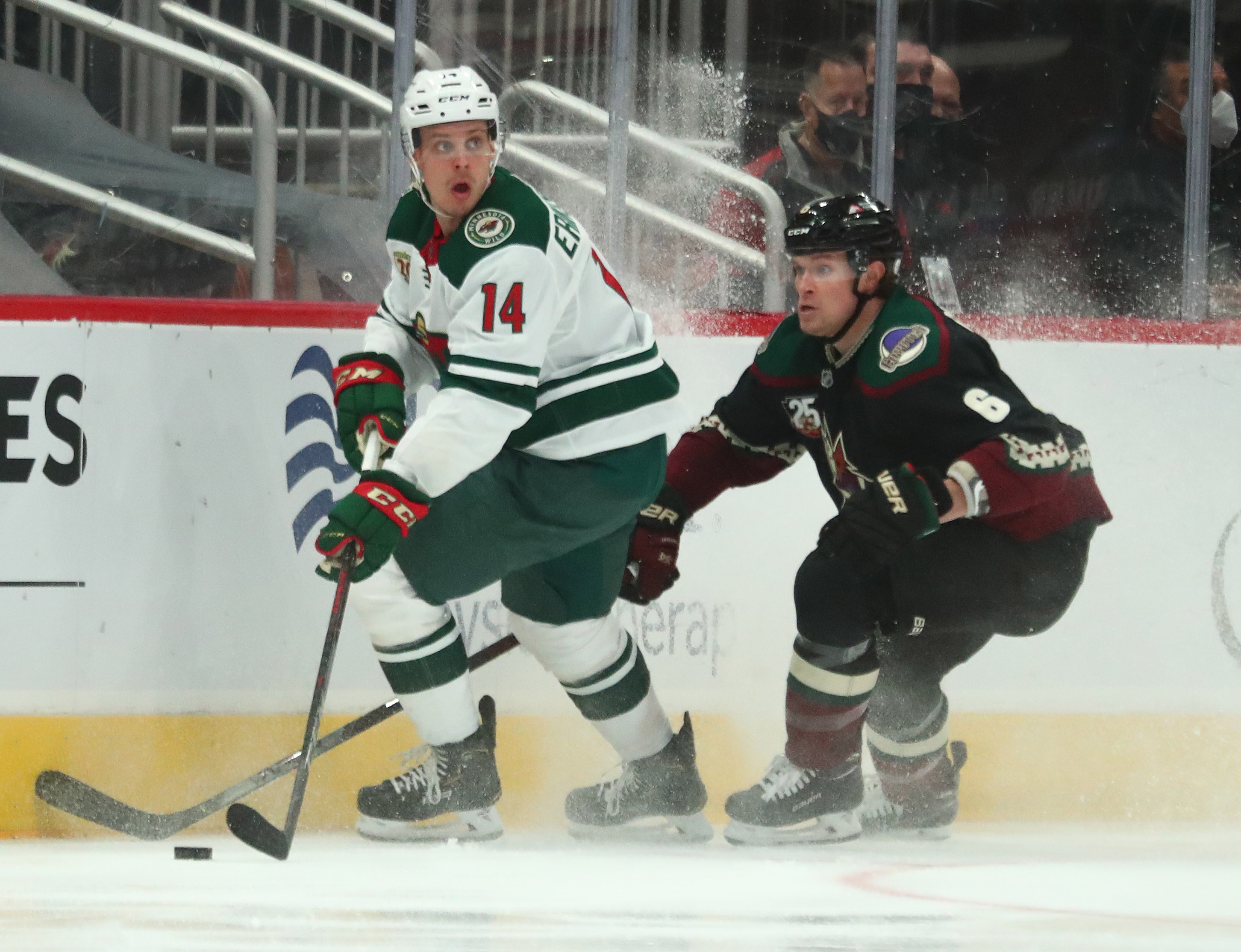 Game Preview: Minnesota Wild vs. Arizona Coyotes 3/12/21 @ 7:00PM CST at Xcel Energy Center