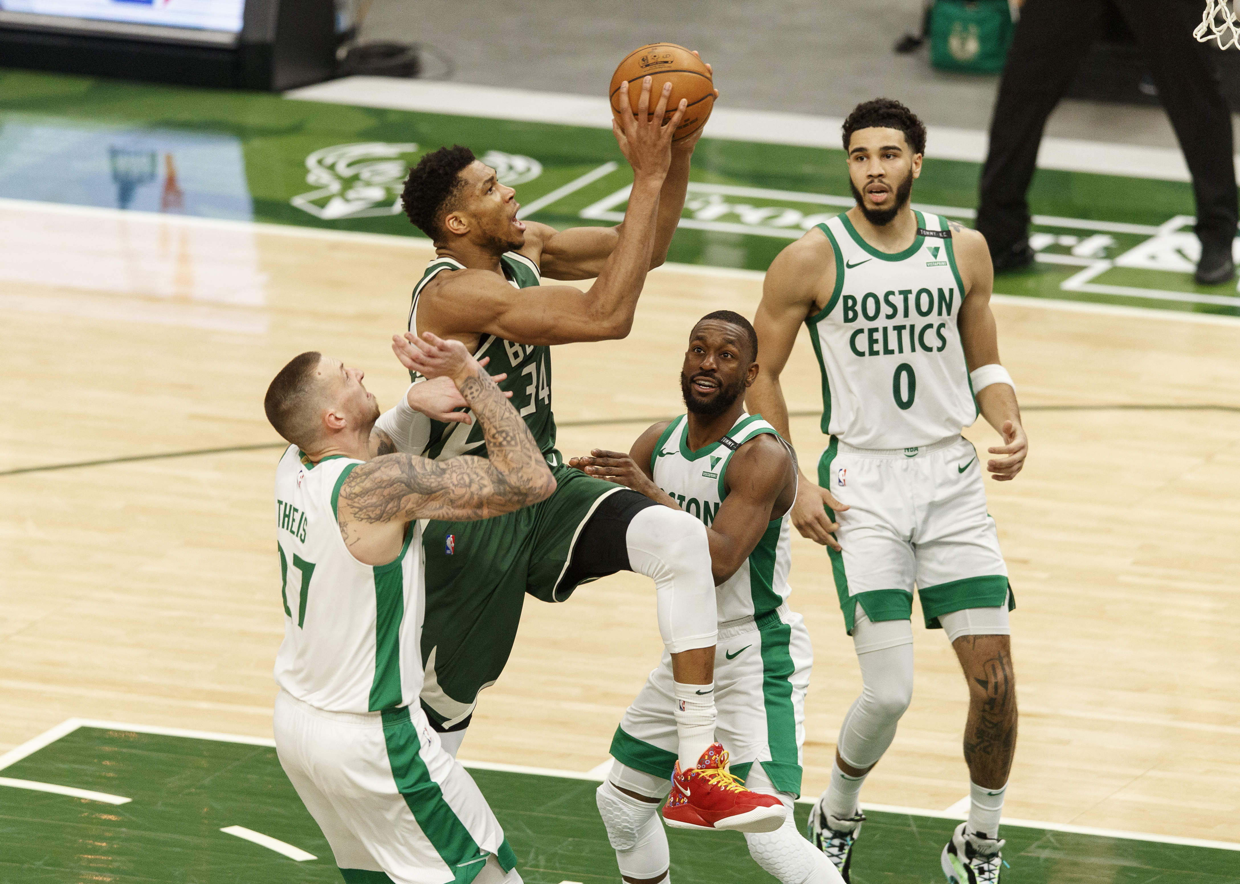 Your Morning Dump... Where the Celtics just have to make a move today, right?