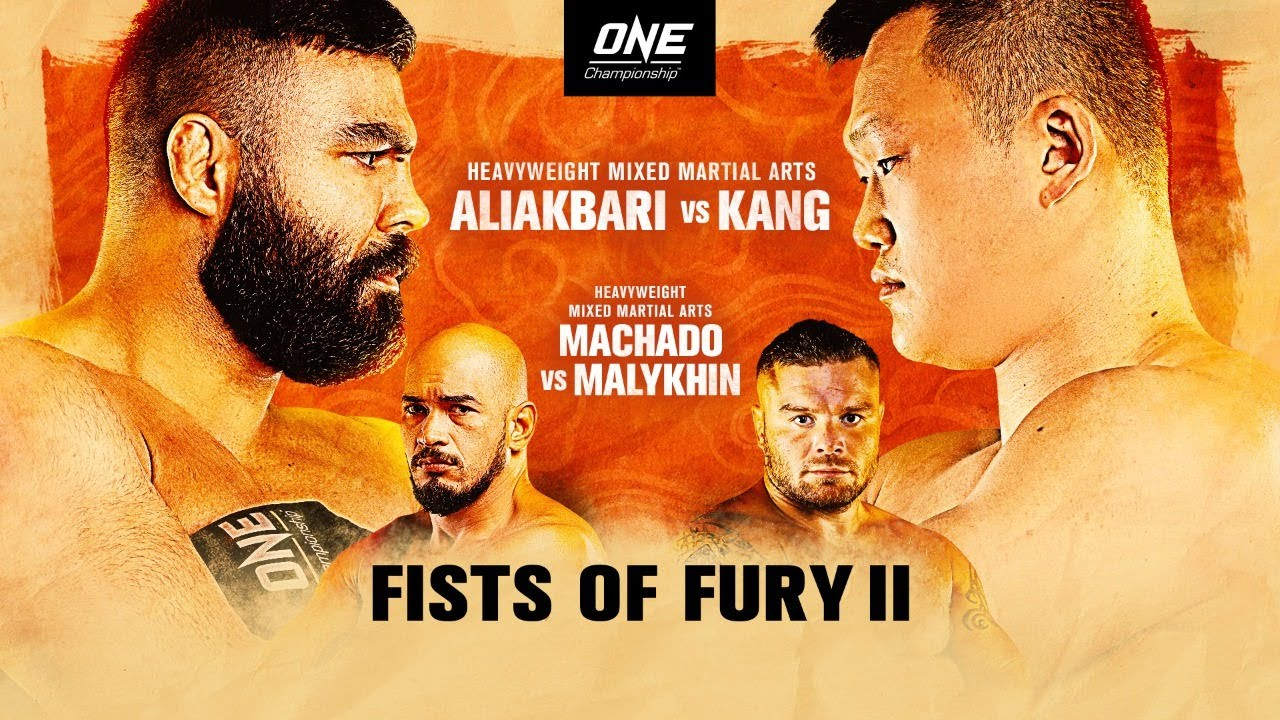 ONE: Fists Of Fury II Results & Recap