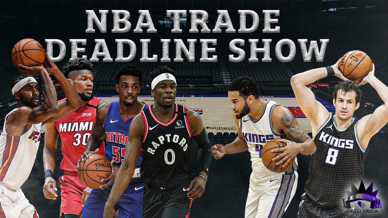 NBA Trade Deadline Show - Did the Kings do enough?