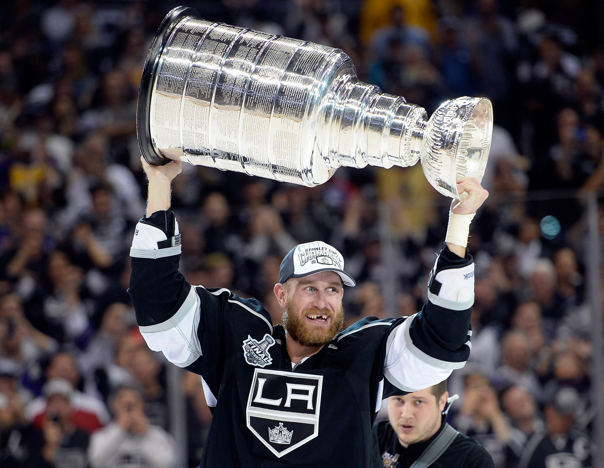 Penguins Acquire Jeff Carter From The Kings