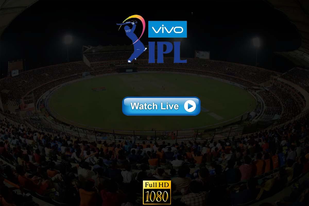 Watchon SRH vs RCB: IPL T20 Live Streaming Cricket Reddit 2021 Online Free TV HD