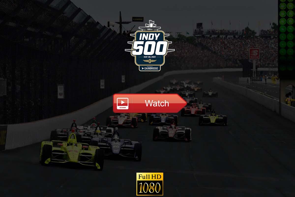 Indy 500 Live Stream