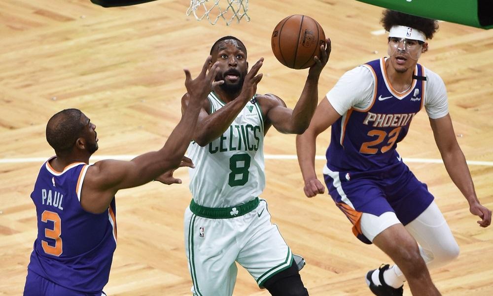 Rapid Recap: Kemba's big night leads Celtics over Suns, 99-86