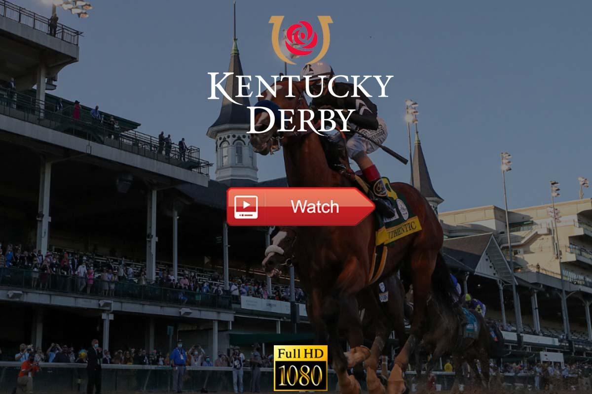Kentucky Derby live stream reddit