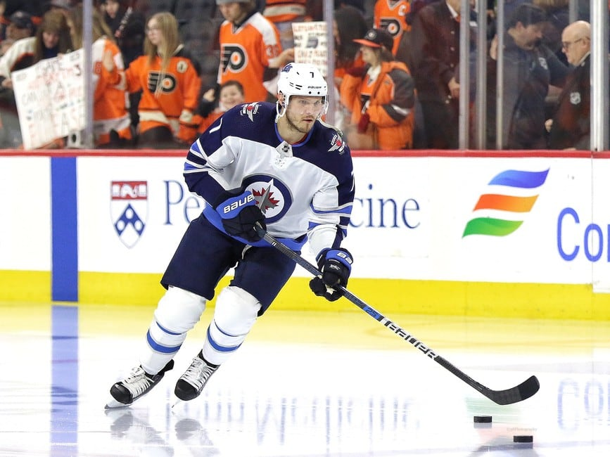 Dmitry Kulikov Adds Depth To Inexperienced Left Defense