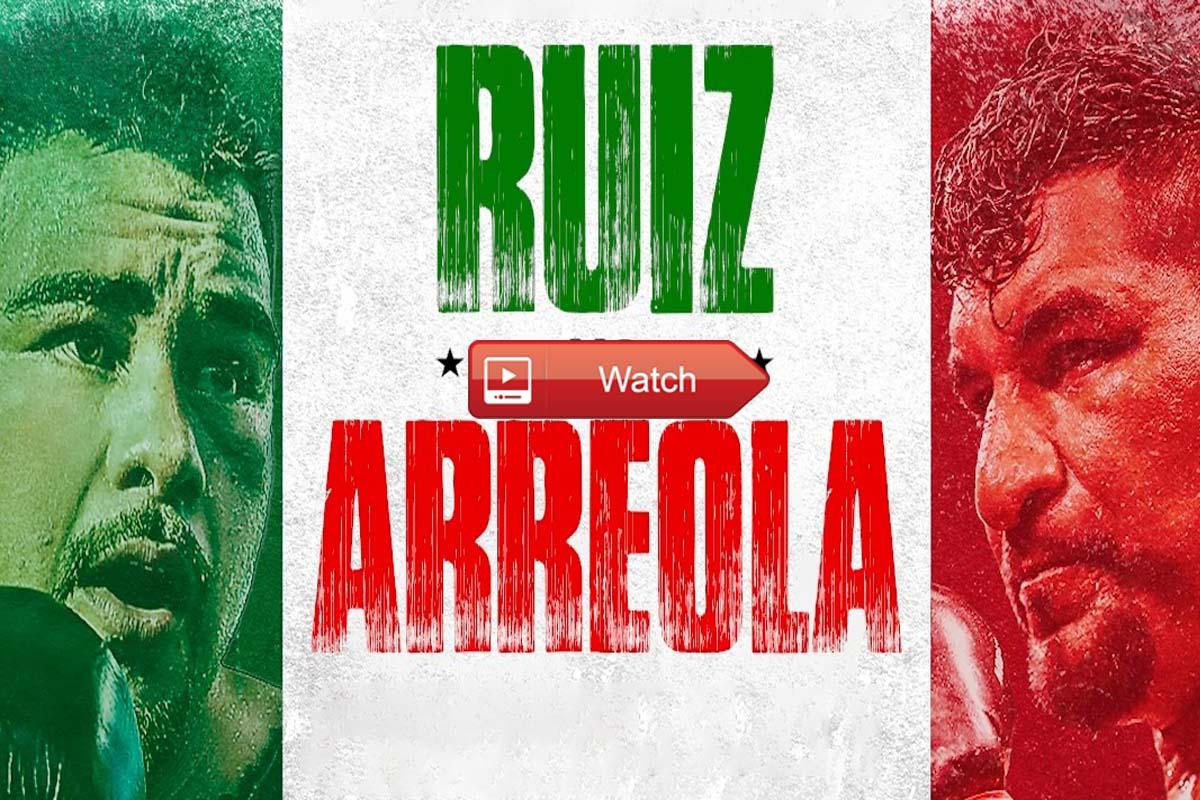Ruiz vs. Arreola Reddit