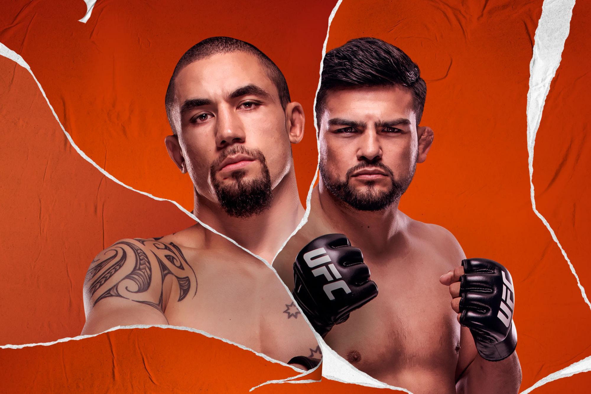 UFC Vegas 24 Prelim Breakout Star: Loopy Godinez