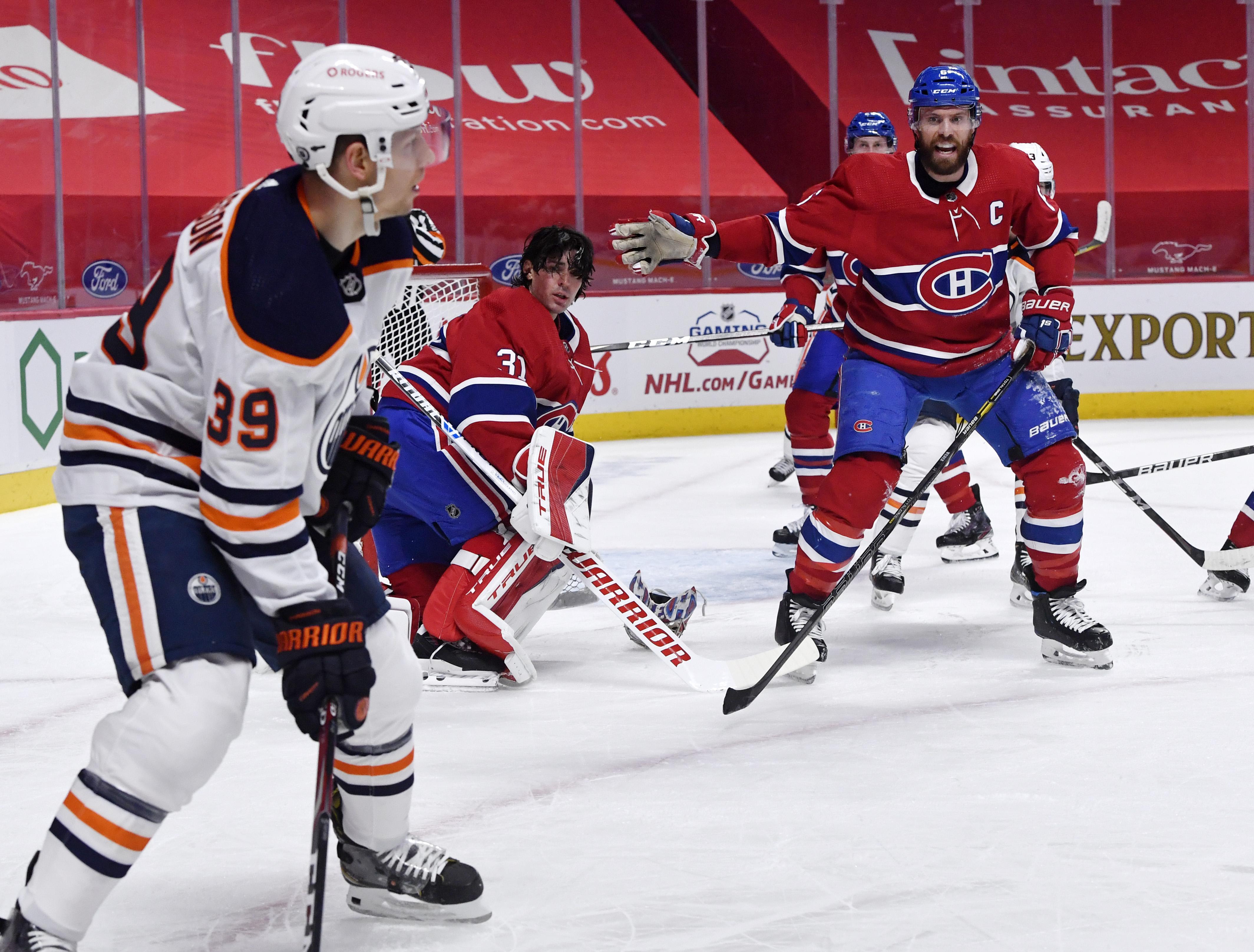 Oilers Gameday: Vs. Canadiens