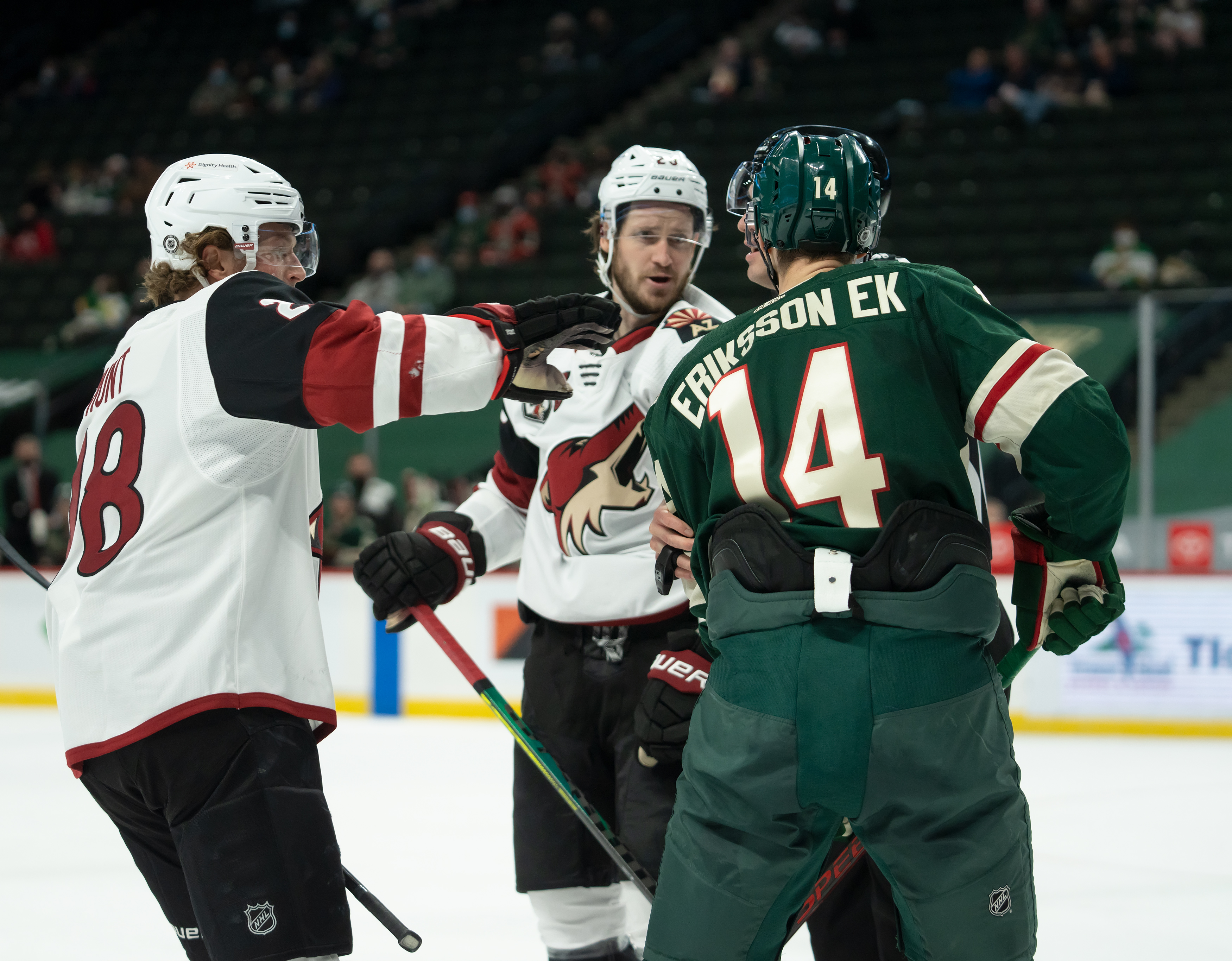 Game Preview: Minnesota Wild vs. Arizona Coyotes 4/21/21 @ 8:00PM CST at Gila River Arena
