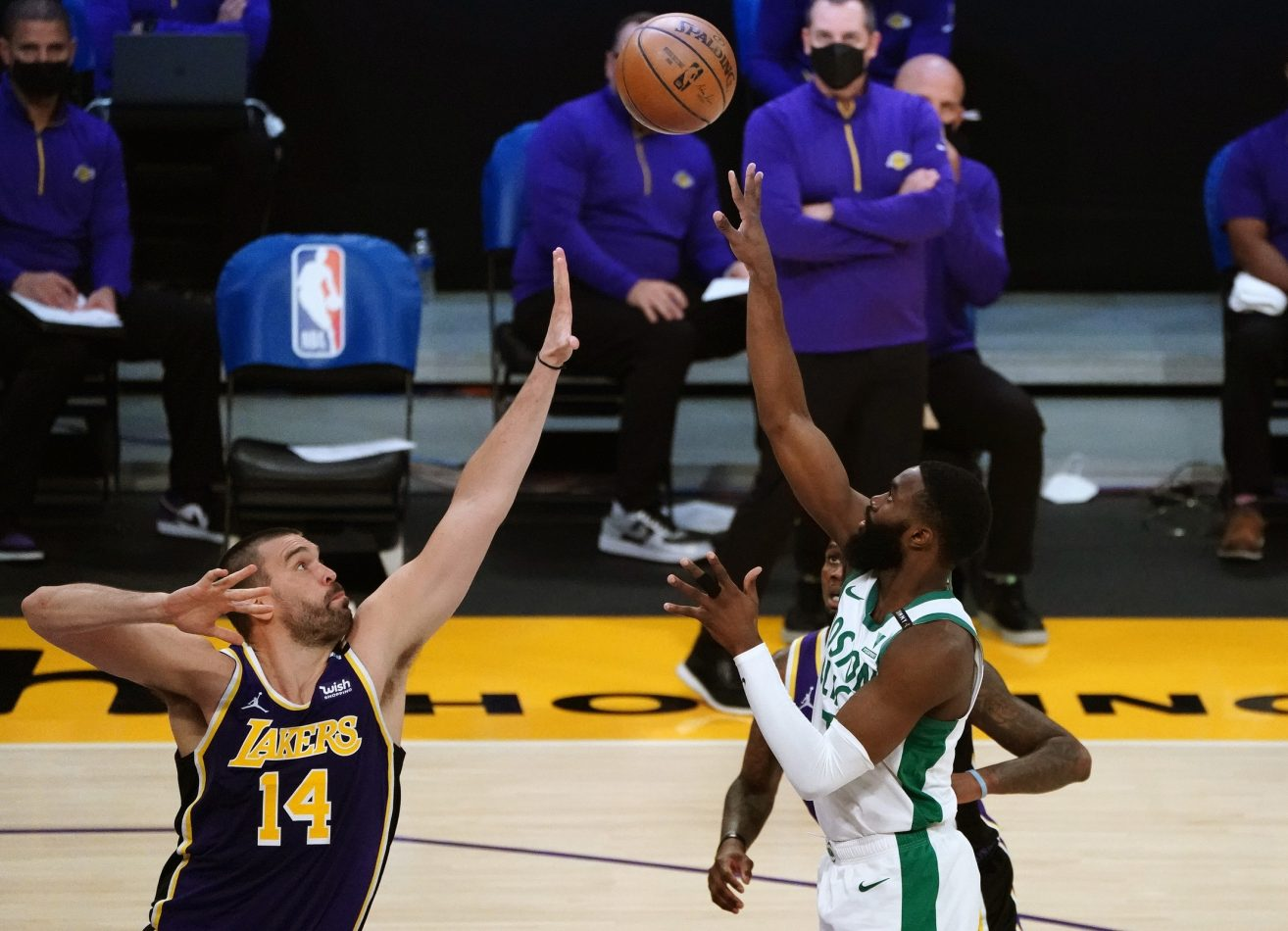 5 rational thoughts about the Celtics beating the Lakers