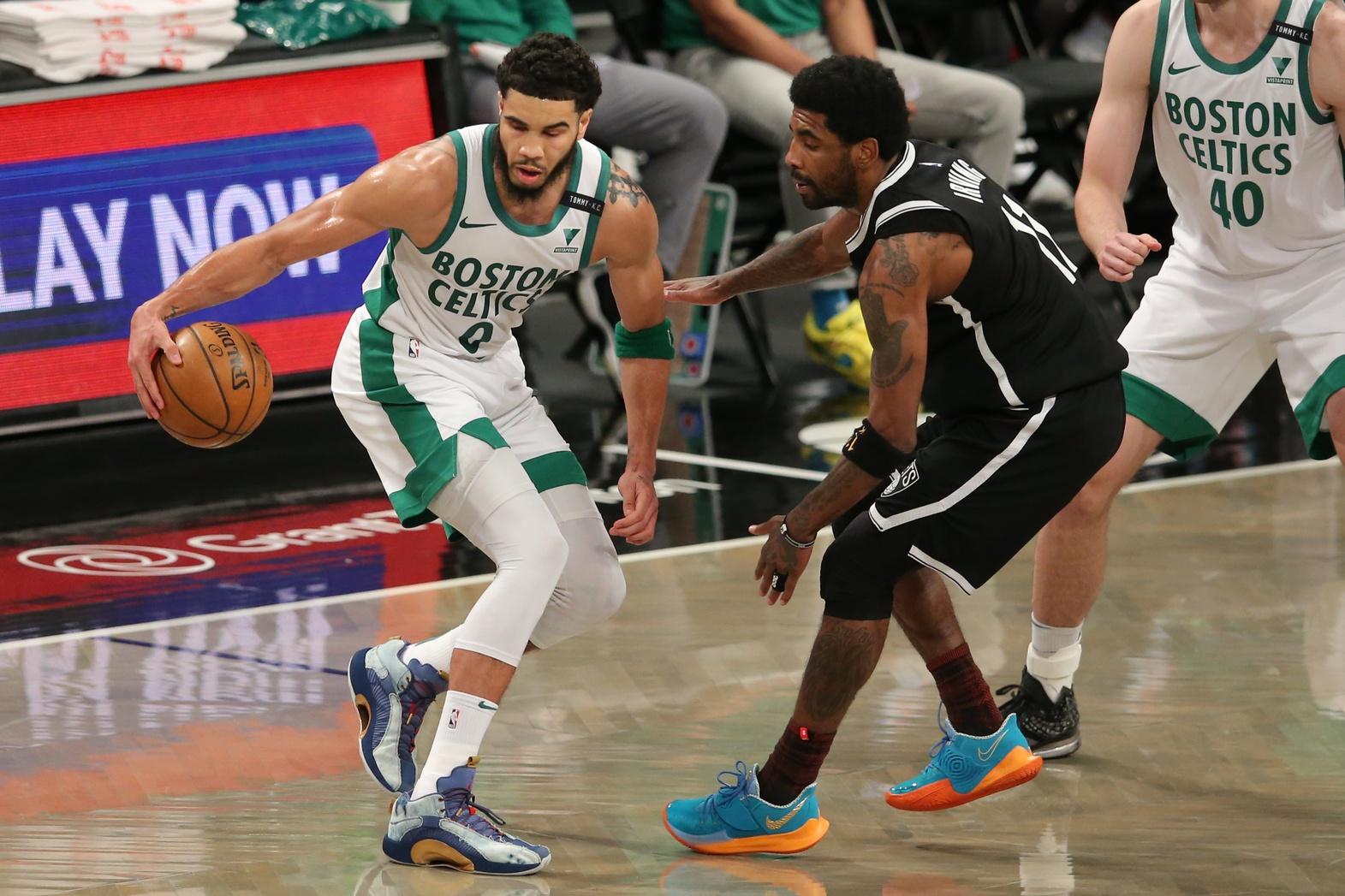 Rapid Recap: Celtics keep it close but drop ugly loss to Nets