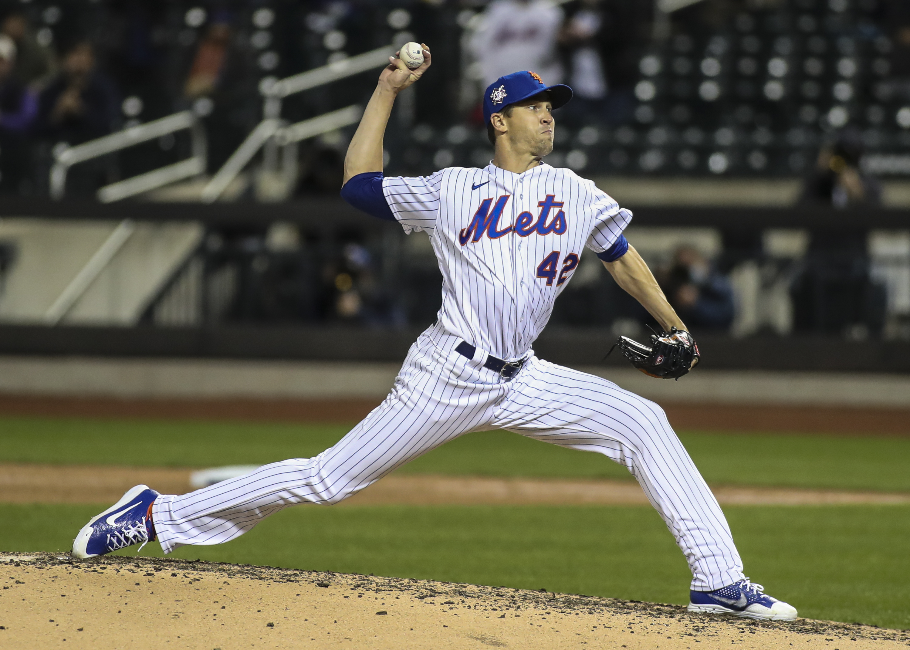 Words Don't Do Jacob deGrom Justice
