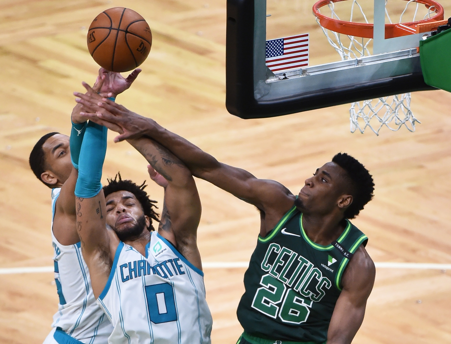 Rapid Recap: Aaron Nesmith shines as Celtics rediscover winning ways vs Charlotte