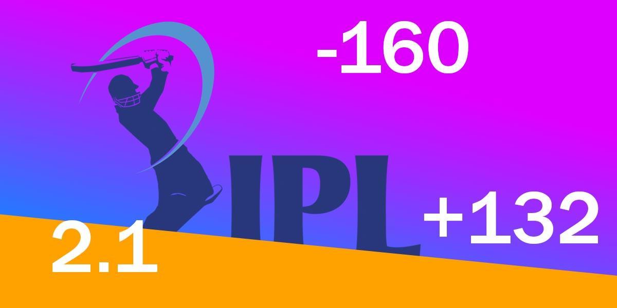 IPL 2021 Odds