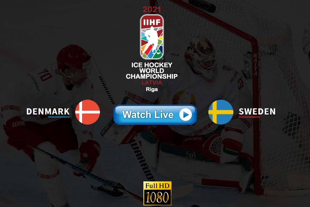 Denmark vs Sweden Live Streaming