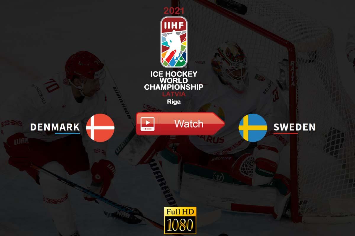 Denmark vs Sweden Live Stream